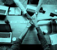 Hyvinvointi ja tulos yrityksissä syntyvät yhdessä tekemällä